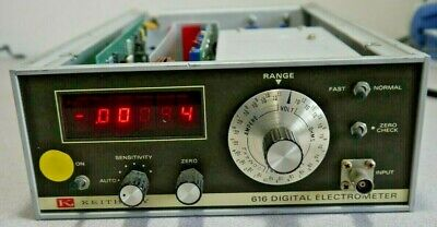 Keithley 616 Digital Electrometer For Parts