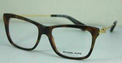 NEW AUTHENTIC MICHAEL KORS MK 8022 3135 Abela Tortoise Optical RX Glasses (Michael Kors Rx Glasses)