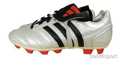 d4d3814602f3 Adidas Boys Junior Football/Soccer Boots FG - UK 4.5 EU 37.5 -NEW
