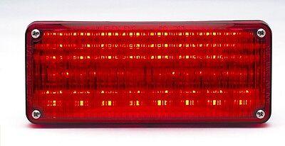 Whelen 700 Series Red Super Led - 70r02frr - New
