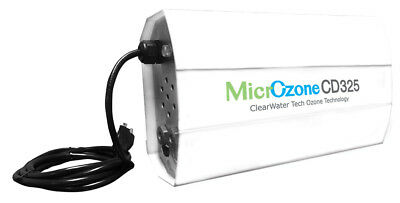 Clearwater Tech Microzone Cd325 Corona Discharge Ozone Generator - Made In Usa