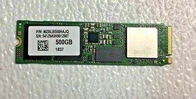 NEW SAMSUNG 500GB PCIe NVMe SSD Drive MZBLB500HAJQ (X5 pull) OEM 970 Evo PM981