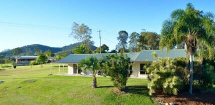 For Sale - 2 houses on 4.8 acres of usable land