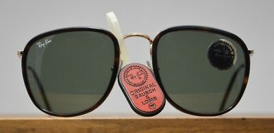 B&L Ray Ban Traditionals Vintage Bausch Lomb Glasses Brille Aviator USA Tortoise