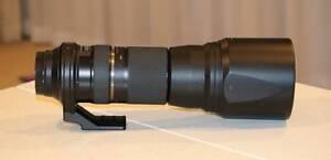 Zoom Lens 150-600mm Sandgate Brisbane North East Preview