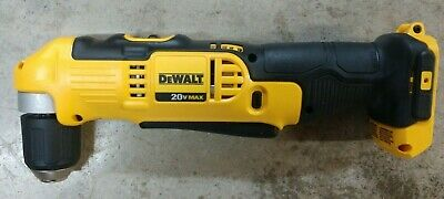 New Dewalt 20v Max 38 Right Angle Drill Driver Model Dcd740