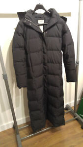 Goose Down LL Bean Coat For Winter In Canada Size 12
