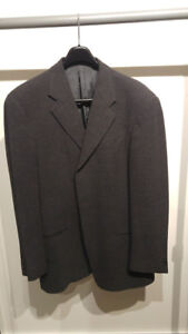 Made in Italy Armani Collezioni Sports Jacket 40R Only $50