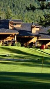 Dec. 26-29 @ Fairmont Vacation mountainside, 2-bedroom unit