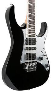 Ibanez GRG150DX gio guitare électrique Black night