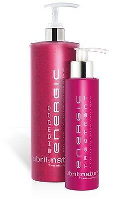 abril et nature anti-Frizz Energic Hair Care Treatment - 2 Products - Hair Care Products Treatments