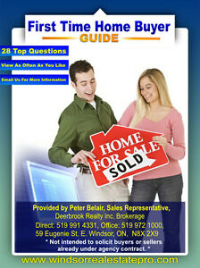 FREE First Time Home Buyer GUIDE!