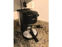 KRUPS coffee / espresso machine with steamer - great condition