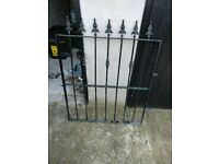 IRON GARDEN GATES BRAND NEW ALSO CAN PROVIDE QUOTES FOR GARDEN WALLS - CHEAP PRICES!!!