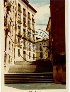 ANTIGUA-FOTOGRAFIA-ESCALERAS-DE-LA-CALLE-SEGOVIA-A-CALLE-NUNCIO-MADRID-1971
