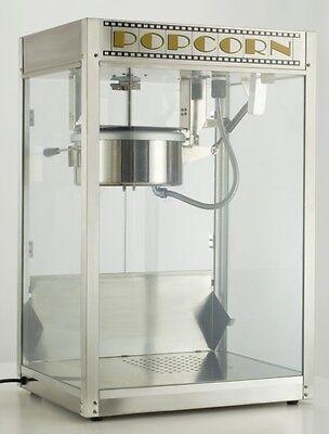 Commercial Popcorn Machine Maker Silver Screen 8 Oz Popper 11087