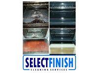 Professional Oven Clean – Extractor Fan – Hud – Hob – Racks - Appliances