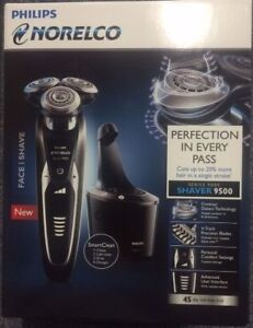 Brand New Philips Series 9000 Rotary Shaver SmartClean System