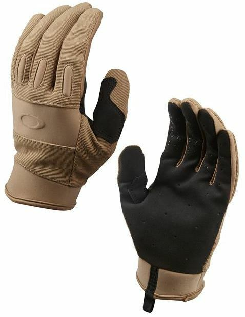 Oakley SI Lightweight Tactical Gloves, Coyote, All Sizes - 94176-86W