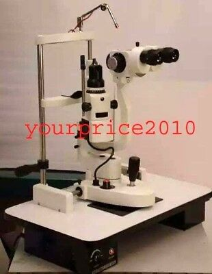 New Listing Zeiss Type Slit Lamp Type With Accessories Ophthalmology Slit Lamp