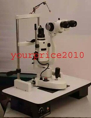 Best Quality Slit Lamp Zeiss Type With Accessories Ophthalmology Brand Kfw K-17