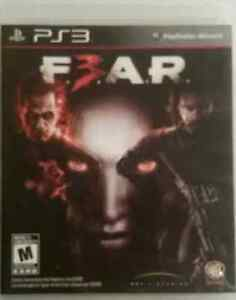 F.E.A.R. 3 for PS3 Regina Regina Area image 1