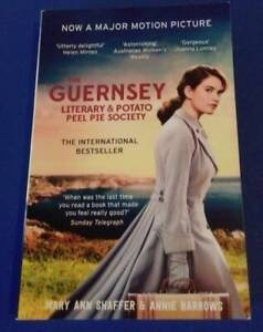 THE GUERNSEY LITERARY and POTATO PEEL PIE SOCIETY A Barrows