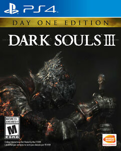 PS4 Games - $20 - Dark Souls 3 and Just Cause 3