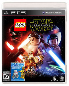 Lego Star Wars - The Force Awakens - PS3