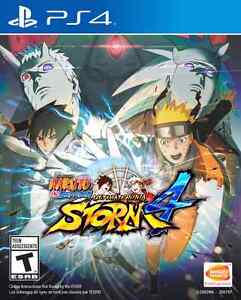 Wanted: Naruto shippuden  for PS4