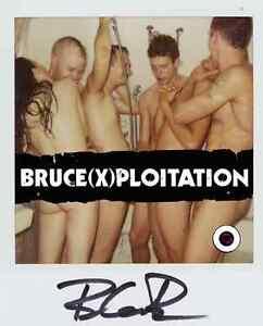 BRUCE(X)PLOITATION, libro a tematica LGBT sul regista Bruce LaBruce - Italia - BRUCE(X)PLOITATION, libro a tematica LGBT sul regista Bruce LaBruce - Italia