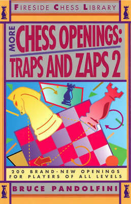 More Chess Openings - Traps and Zaps - VOLUME 2 (Chess
