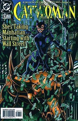 Catwoman Vol. 2 (1993-2001) #67