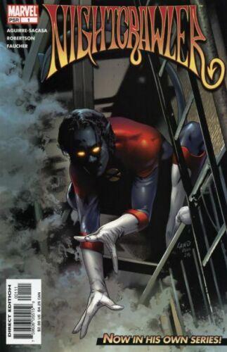 NIGHTCRAWLER 2004 #1-12 COMPLETE SET LOT FULL RUN UNCANNY X-MEN DARICK ROBERTSON