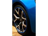 Alloy wheel protection Vauxhall a VXR Corsa Astra Vectra Insignia SRI CDTI SXI Signum Opel