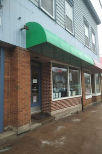 Café for lease, 49 Water Street, Pictou