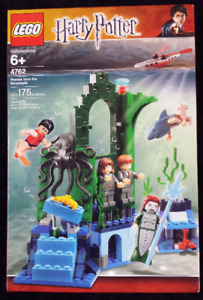 Lego Harry Potter 4762 Rescue from the Merpeople new and sealed