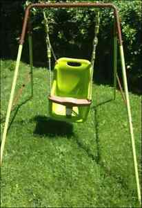 Outdoor toddler swing EUC Seven Hills Blacktown Area Preview
