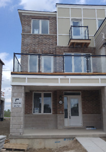 Brand New -Never Lived In- Kitchener Bungalow Townhome for Rent