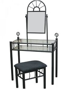 Brand NEW CANOPY VANITY SET with BENCH! Call 780-437-0808!