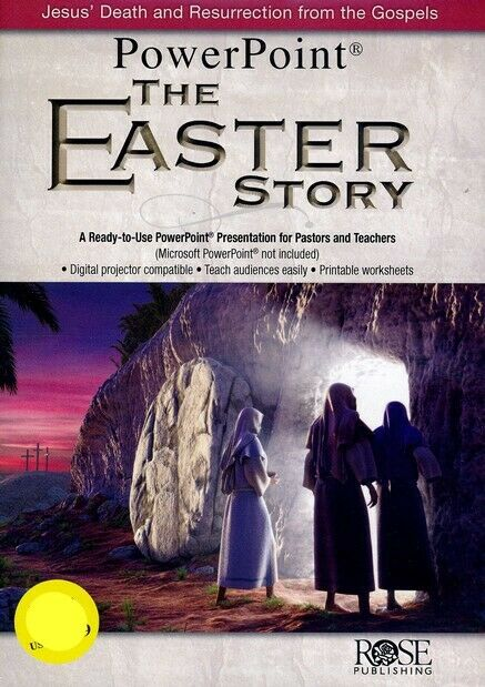 Software-The Easter Story-Powerpoint