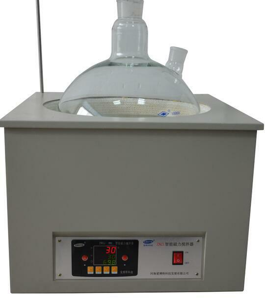 ZNCL-TS 20000ml Digital Magnetic Stirring 20L Electric Heating Mantle Top s