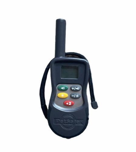 PetSafe Big Small Dog REMOTE TRANSMITTER Handheld Controller RFA-476 Barely Used - $24.99