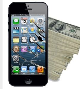 WANT! WANT! WANT! I WANT ALL YOUR BROKEN IPHONE 5 AND UP!!!