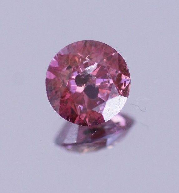 1.50 CT HPHT Pink Loose Natural Diamond Color Enhanced for Bridal Ring ASAAR