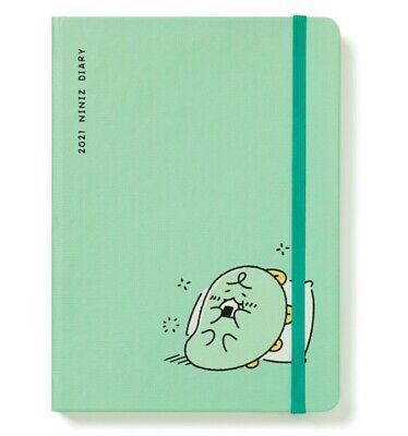 Kakao Friends 2021 New Year Jordy Diary