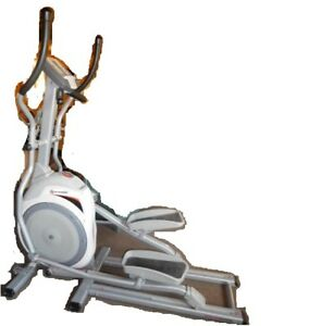 Almost New Elliptical Exercise Machine For Sale