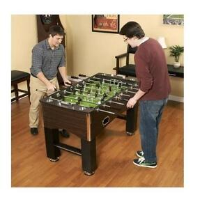 """NEW BLUE WAVE FOOSBALL TABLE 56"""" - 119886617 - PRIMO FOOSBALL TABLE - LEISURE GAME GAMES SPORTS SOCCER BAR GAME"""
