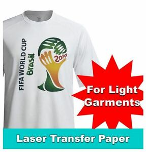 LASER HITEMP PLUS EXPRESS LIGHT HEAT TRANSFER 8.5 X11 IN