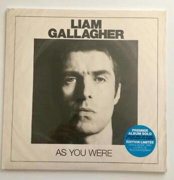 LP nieuw - Liam Gallagher - As You Were